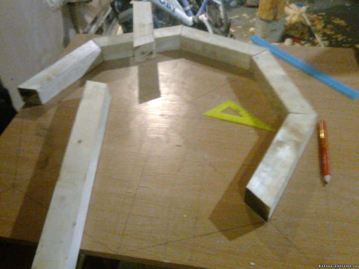 Как сделать деревянное колесо своими руками фото 45